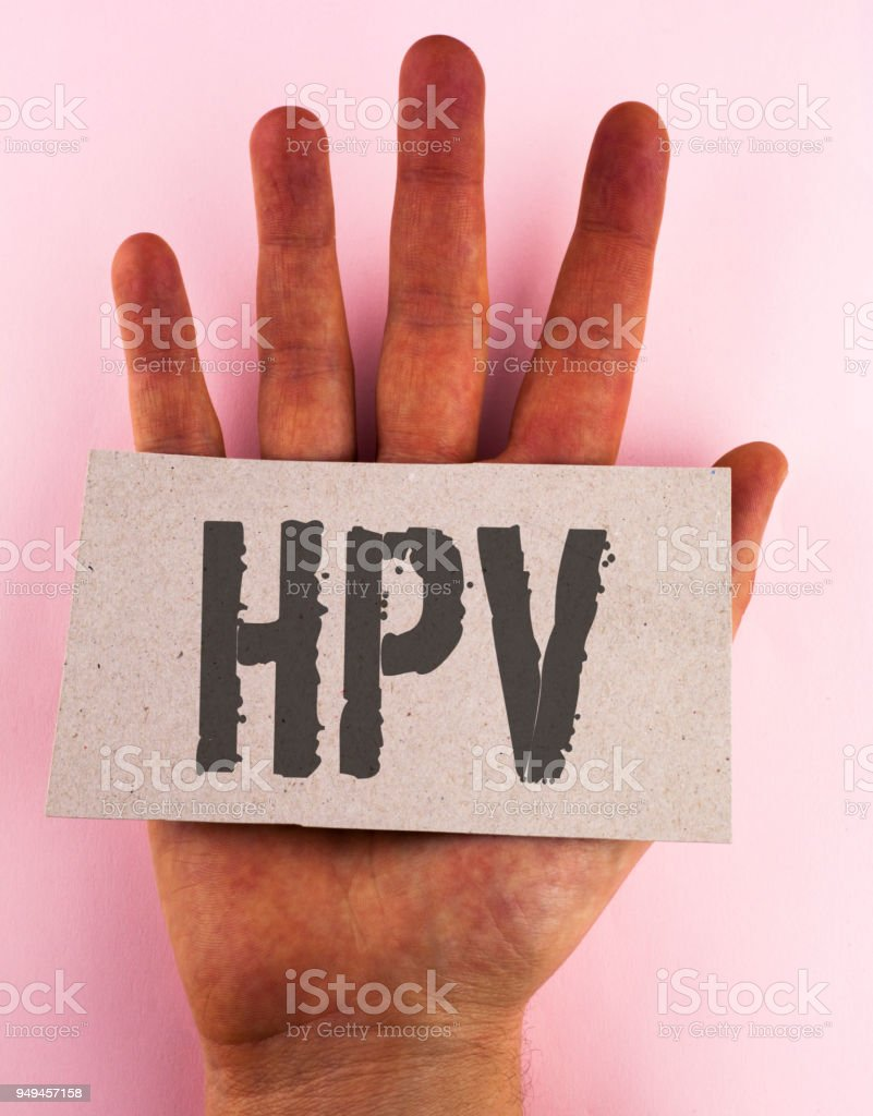 Is hpv a sexually transmitted disease