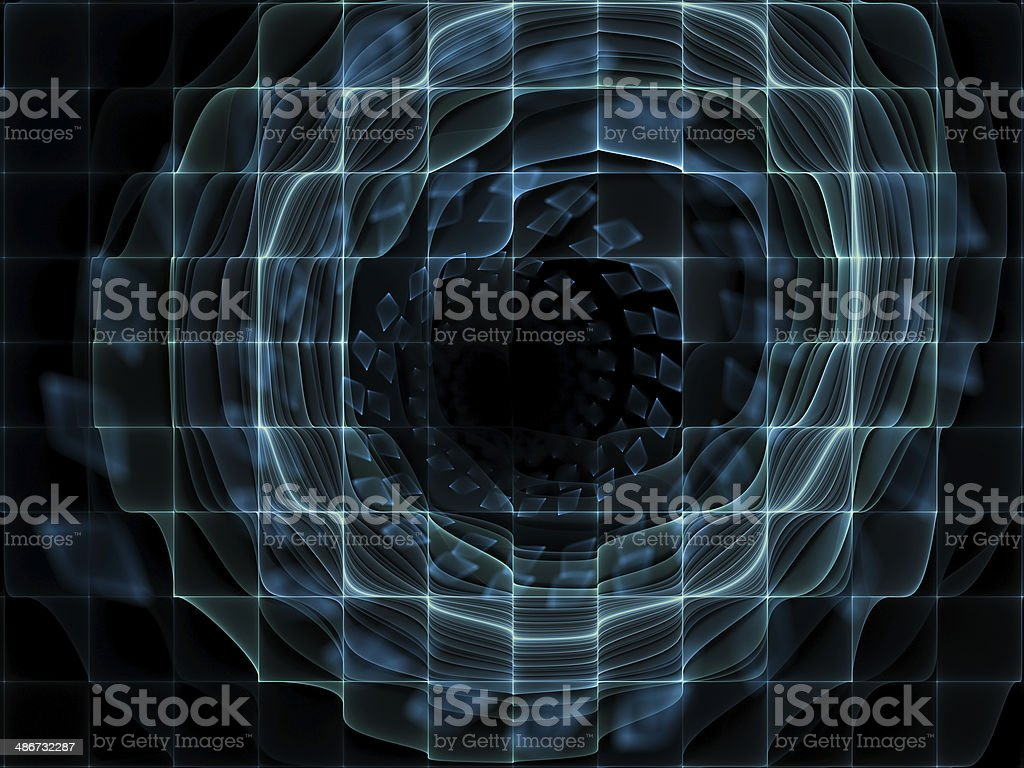 Conceptual Space royalty-free stock photo