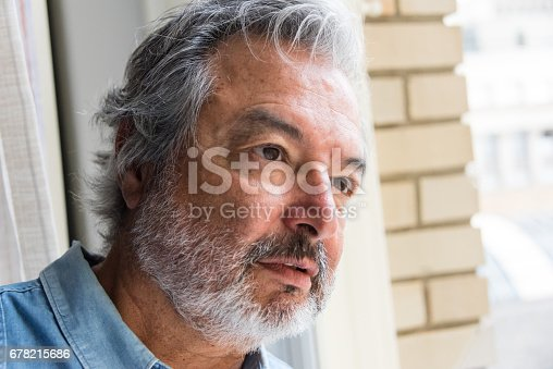 istock Concerned mature man 678215686