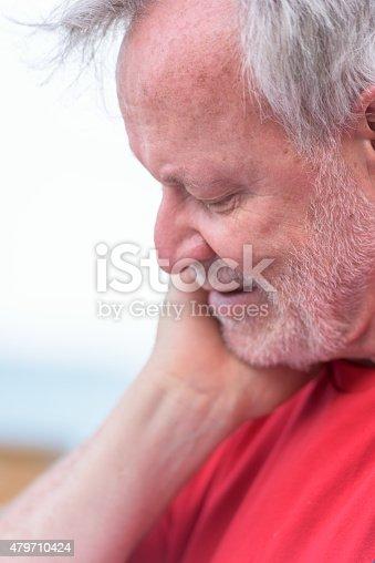 istock Concerned senior man 479710424