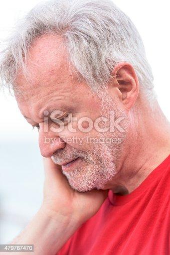 istock Concerned senior man 479767470