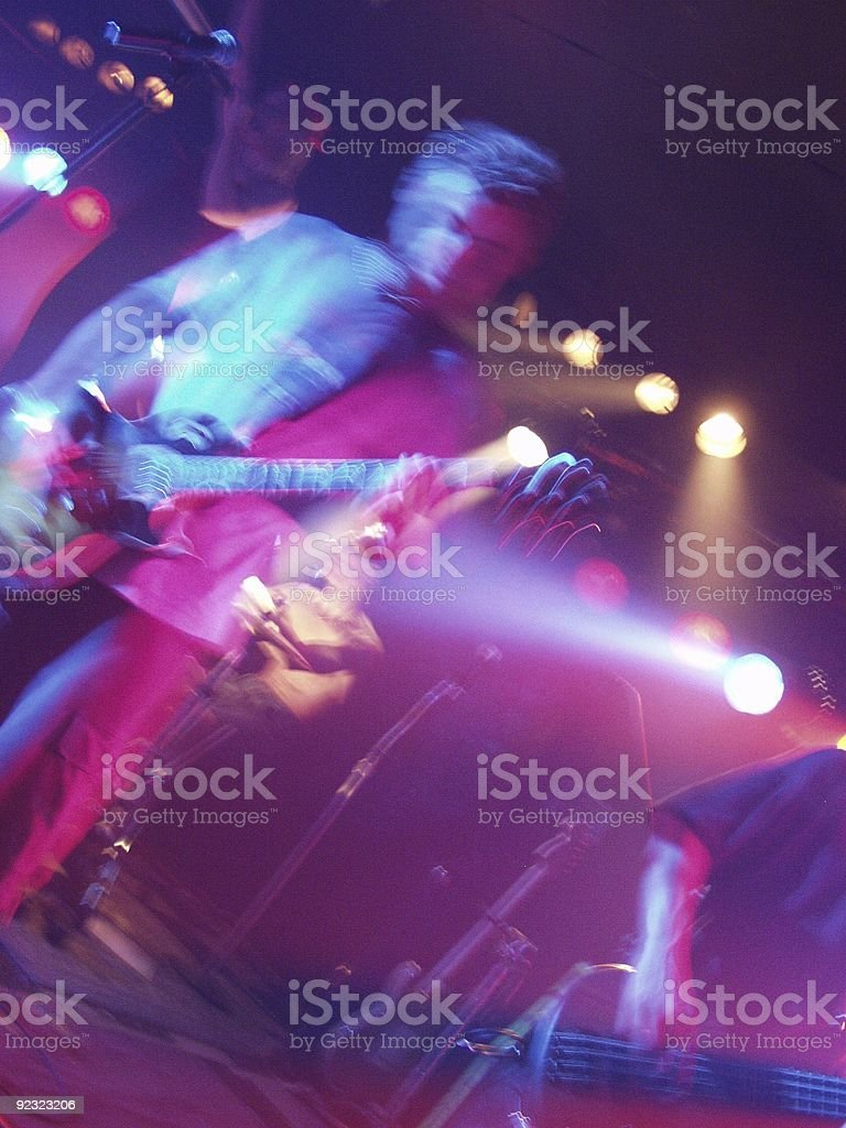 Concert 09 royalty-free stock photo