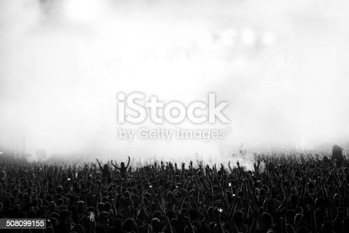 1069137774 istock photo Concert crowd 508099155