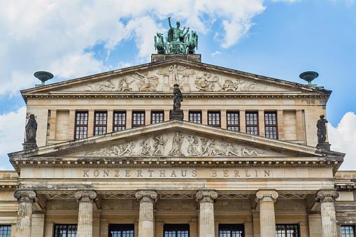 Concert Hall in Berlin