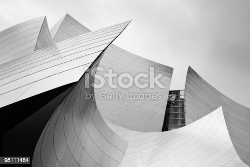 istock Concert Hall, Los Angeles, California 95111484