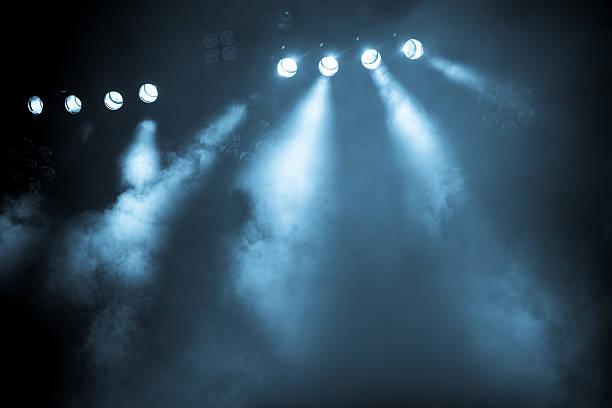 konzert licht - stage musical stock-fotos und bilder