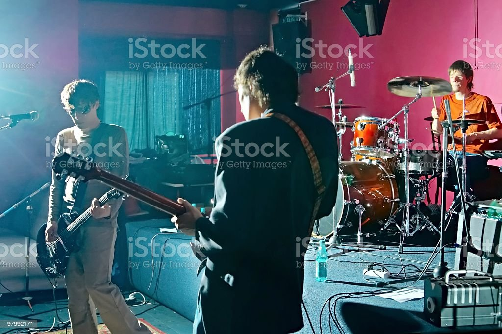 concerto royalty-free stock photo