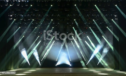 istock Concert stage 472392550