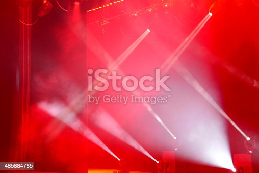 istock Concert stage 485884785