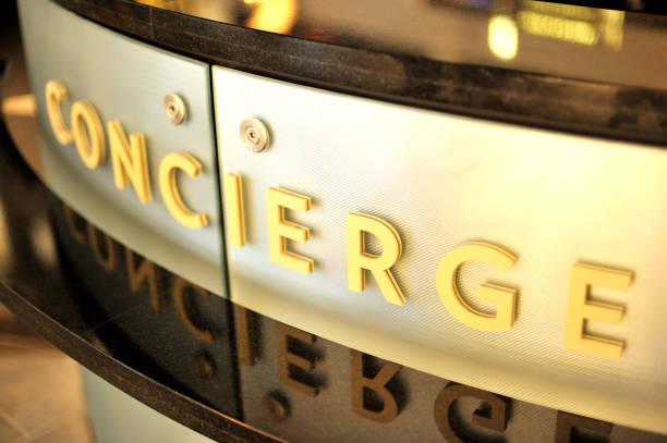 concierge desk five star hotel concierge desk concierge stock pictures, royalty-free photos & images