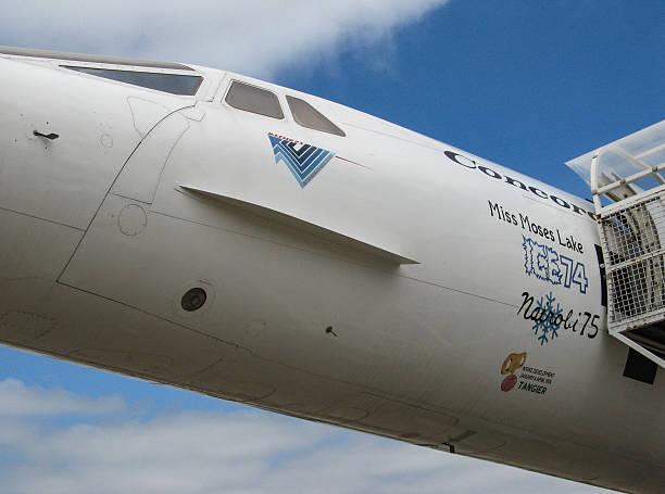 Concorde avions - Photo