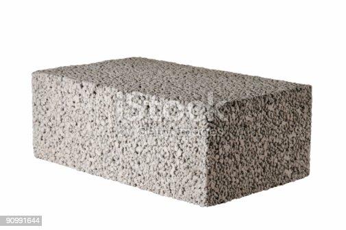 istock Concrete block 90991644