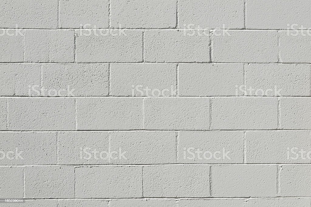 Concrete Block Wall Background stock photo
