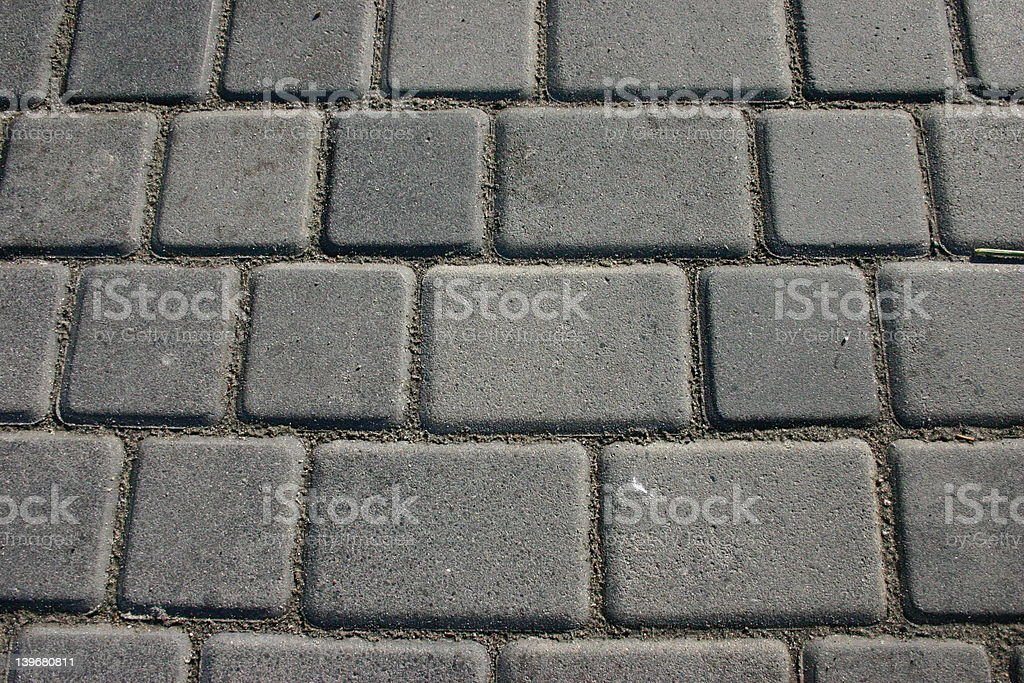 concrete brick royalty-free stock photo