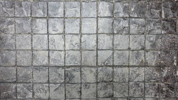 Concrete cement cracked wall texture – zdjęcie