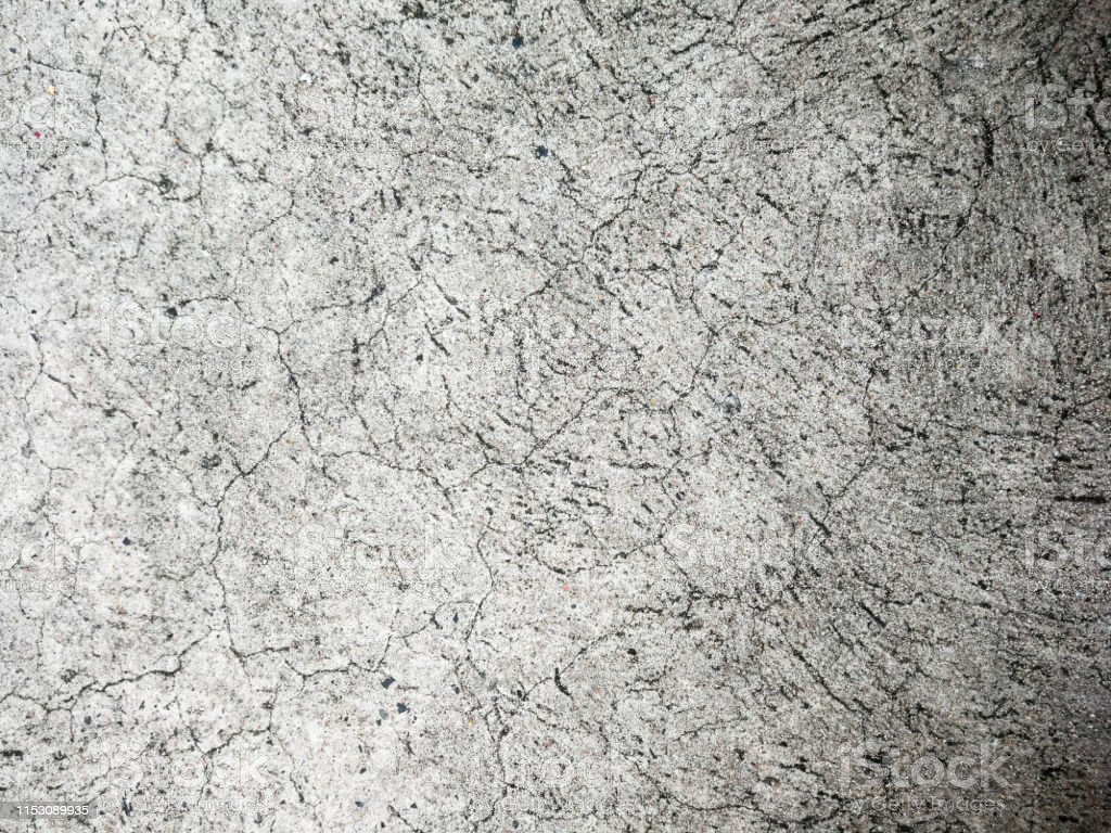 concrete cement Pattern is broken wall white color for texture...
