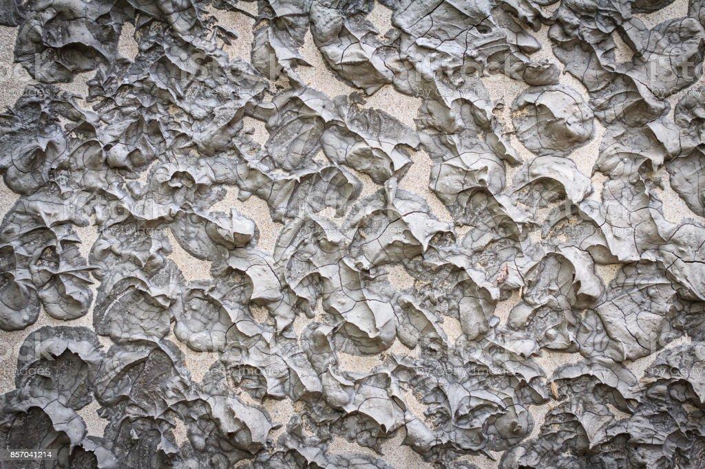 Concrete cement muur textuur achtergrond voor interieur design