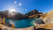 Austria, European Alps, Grossglockner, Hohe Tauern Range, Mountain