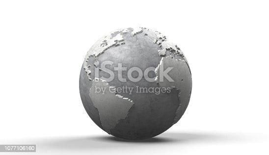istock Concrete Earth 1077106160