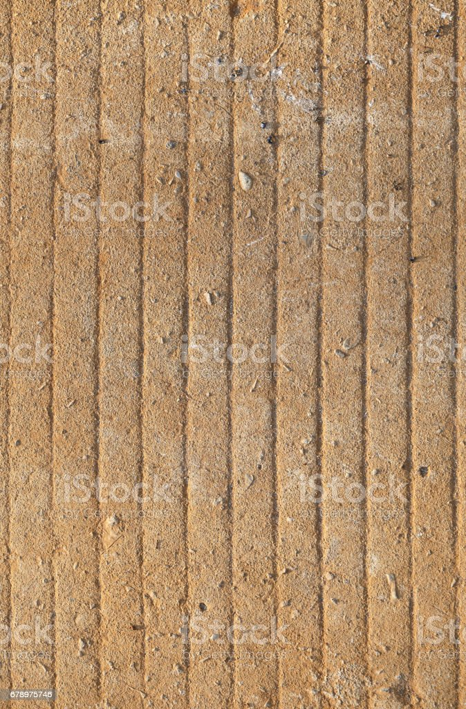 Concrete floor with lines royalty-free stock photo