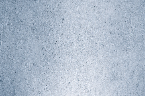 Concrete grunge blue wall background