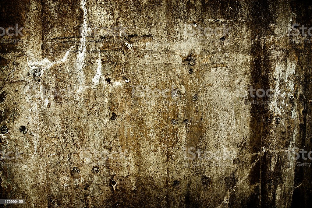 Concrete Grunge royalty-free stock photo