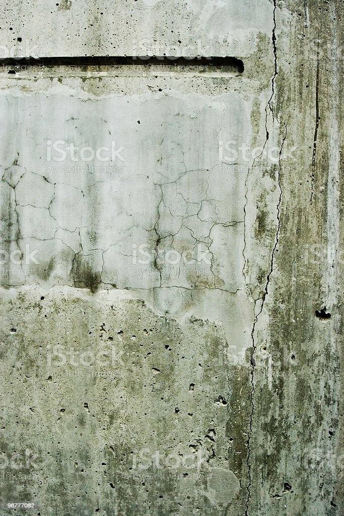 Concrete Grunge stock photo