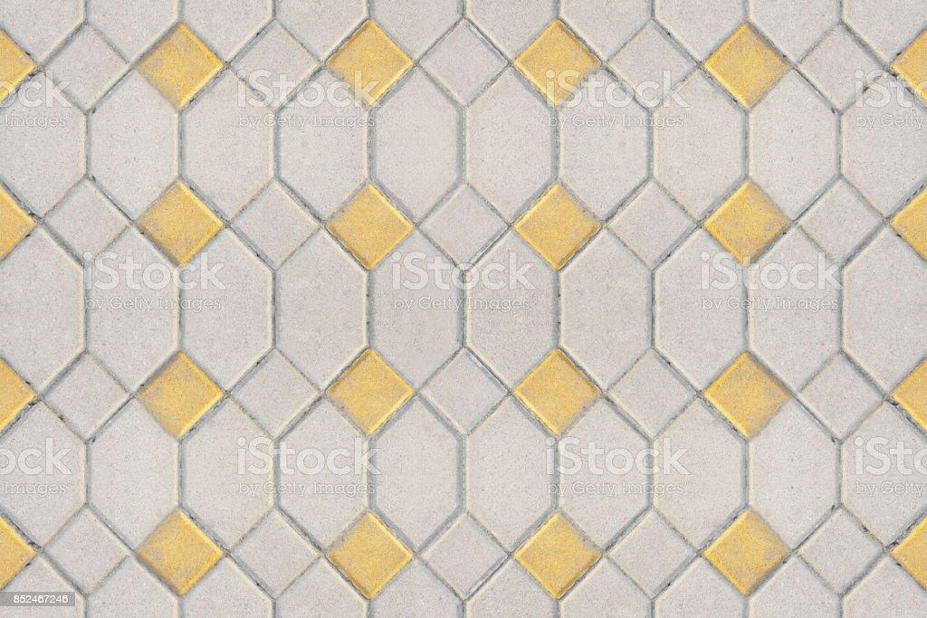 Concrete Patchwork Background stock photo