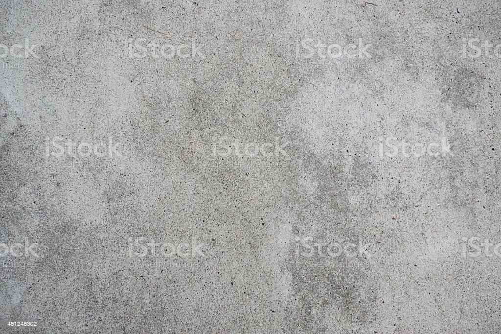 Rembourrage béton Patio - Photo