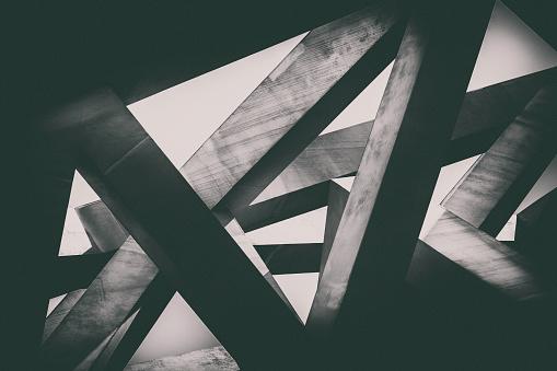 istock Concrete pillars 506597382