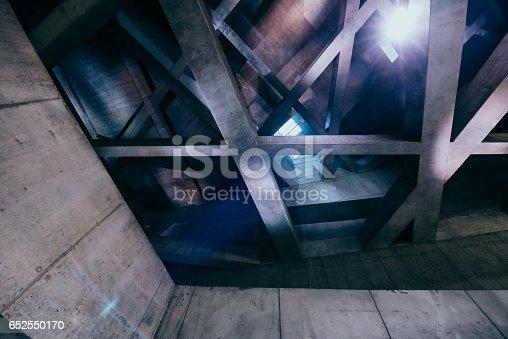 istock Concrete pillars 652550170
