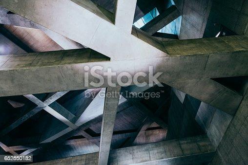 istock Concrete pillars 652550182