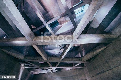istock Concrete pillars 652550188