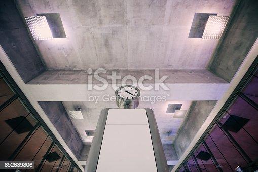 istock Concrete pillars 652639306
