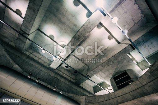 istock Concrete pillars 652639332