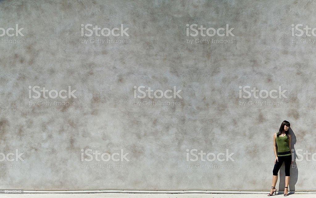 concrete pretty royalty-free stock photo