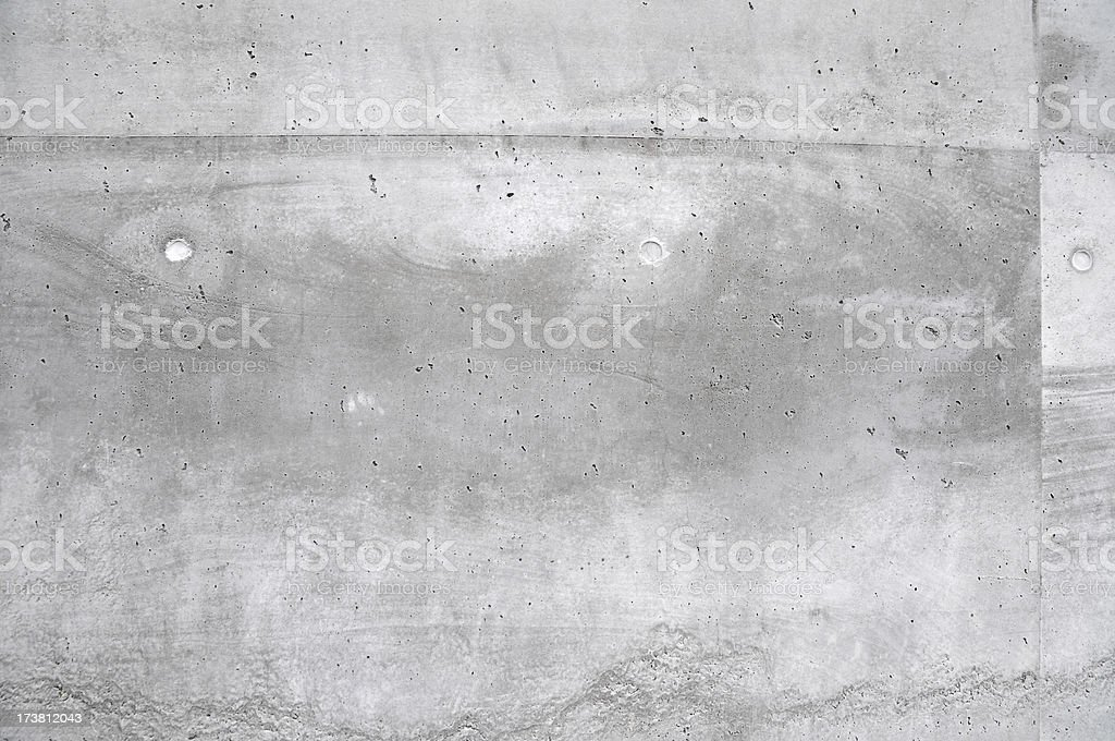 concrete raw wall surface royalty-free stock photo