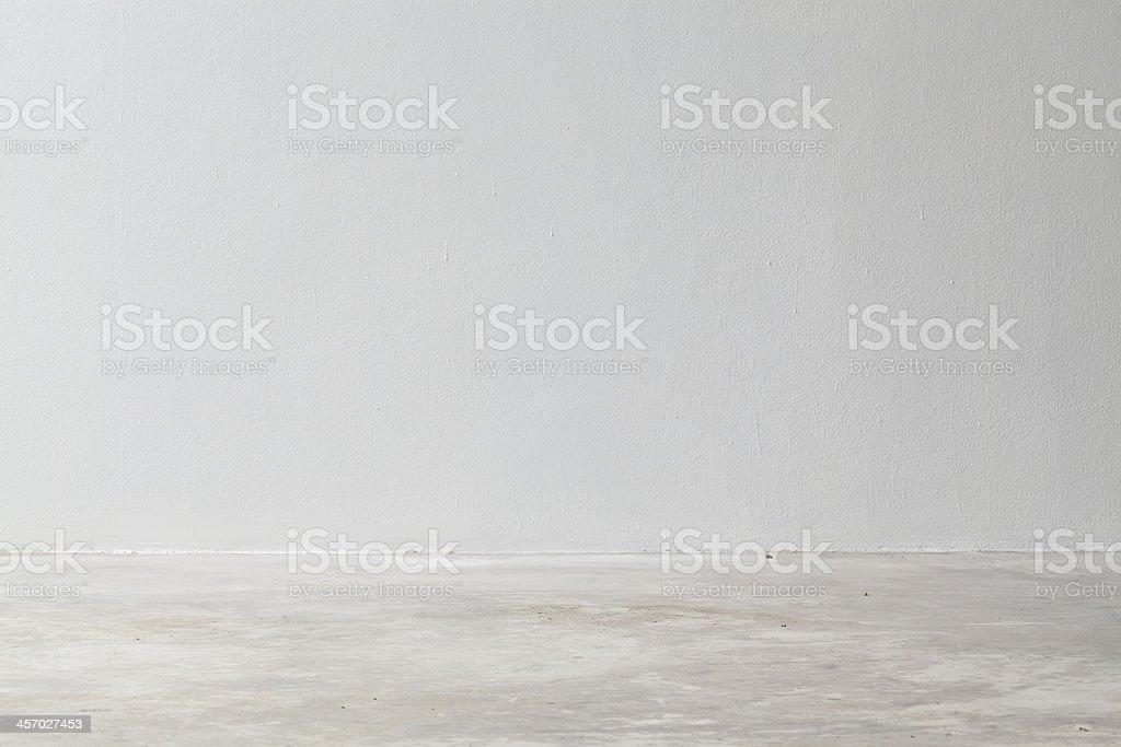 Konkrete Zimmer – Foto