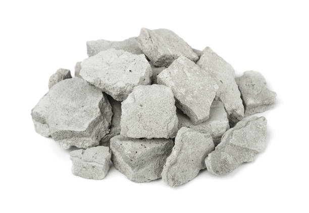 concrete rubble - rock object stock pictures, royalty-free photos & images