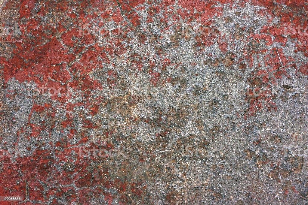 Concrete Rust Pattern Grunge wallpaper royalty-free stock photo