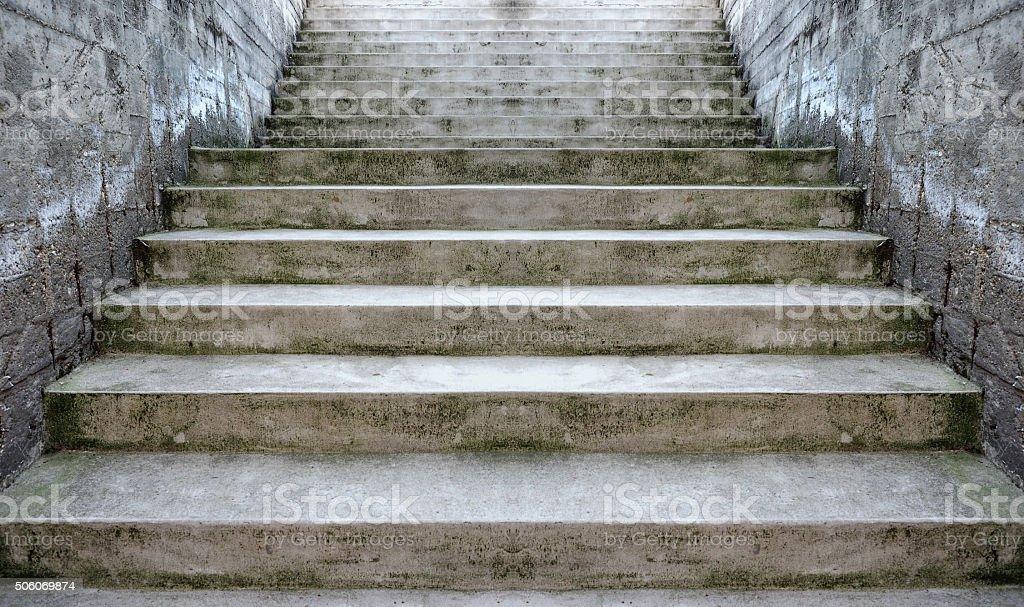 Beton Treppe Perspektive – Foto