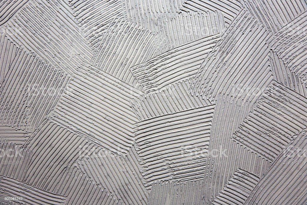 Beton Boden mit gestreiften relief – Foto