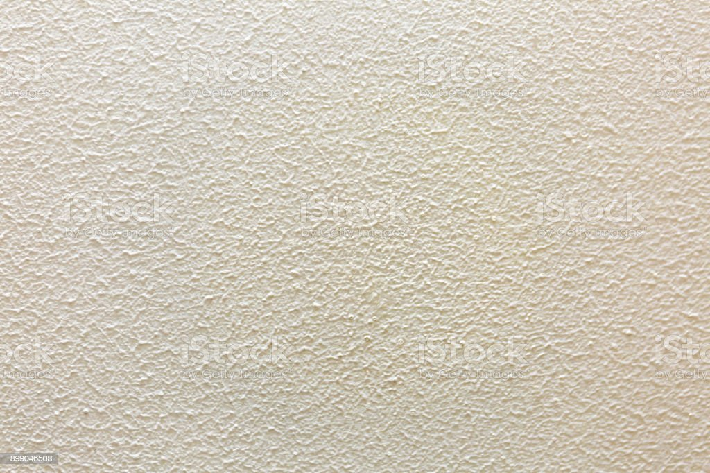 Concrete Texture Background of White Wall with Natural Pattern stock photo