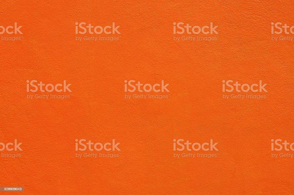concrete texture orange color stock photo