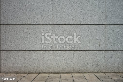 1062261710istockphoto Concrete Wall and Cement Floor for Copy Space 495312334