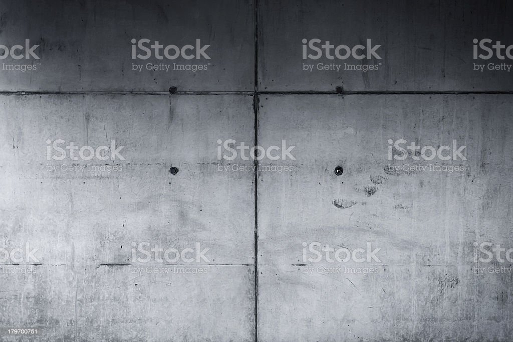 concrete wall background with texture royalty-free stock photo