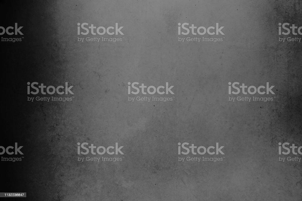 Betonwand, dunkel, schwarz, grau strukturiert - Set – Foto