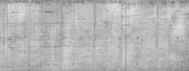 콘크리트 벽-노출된 콘크리트 - 콘크리트 벽 뉴스 사진 이미지