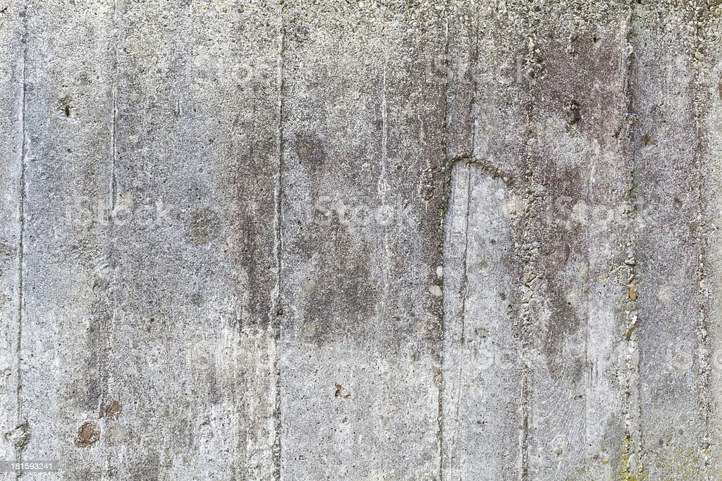 Concrete wall in grungy look with structure royalty-free stock photo