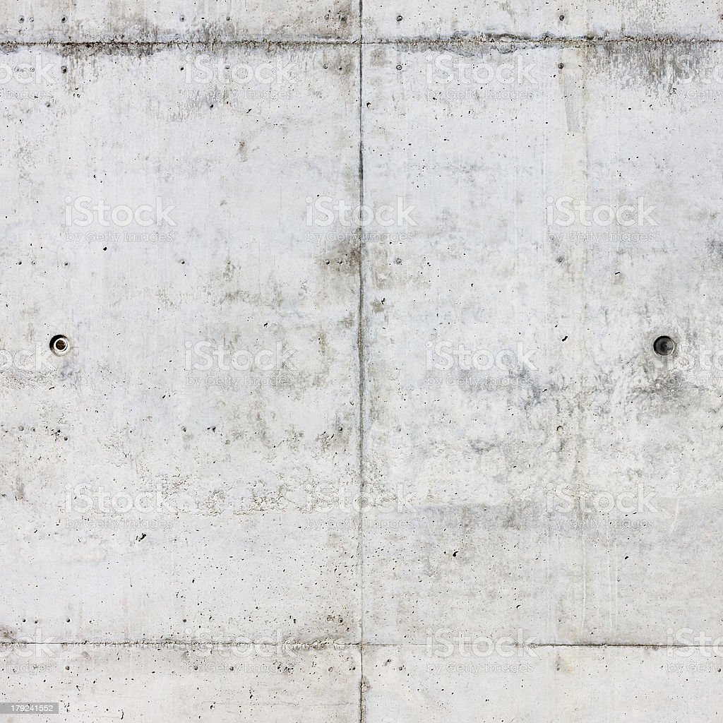 concrete wall of a building royalty-free stock photo